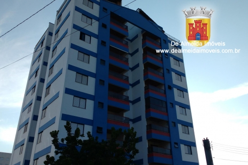 Apartamento 2dormitórios próximo à Praia-MOBILIADO
