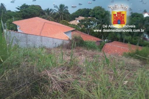 Terreno com vista privilegiada do Mar - 720 m²a.t.