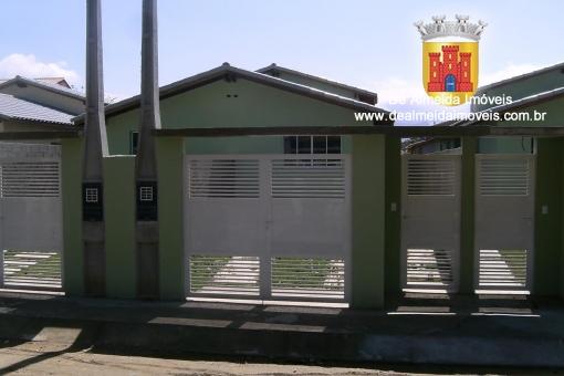 Casa 2 dormitórios nova - MINHA CASA MINHA VIDA